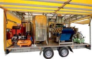 Mobile Juicing Machine