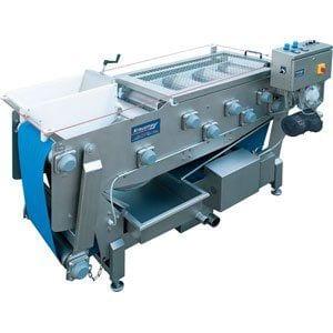 KEB 500 Single Belt Press Stock Equipment