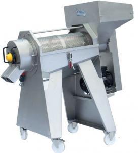 Destoner KEP 650 stock equipment