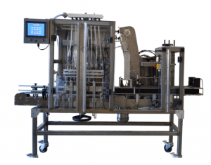 Micro carbonated beverage filler sold by Juicing.Systems