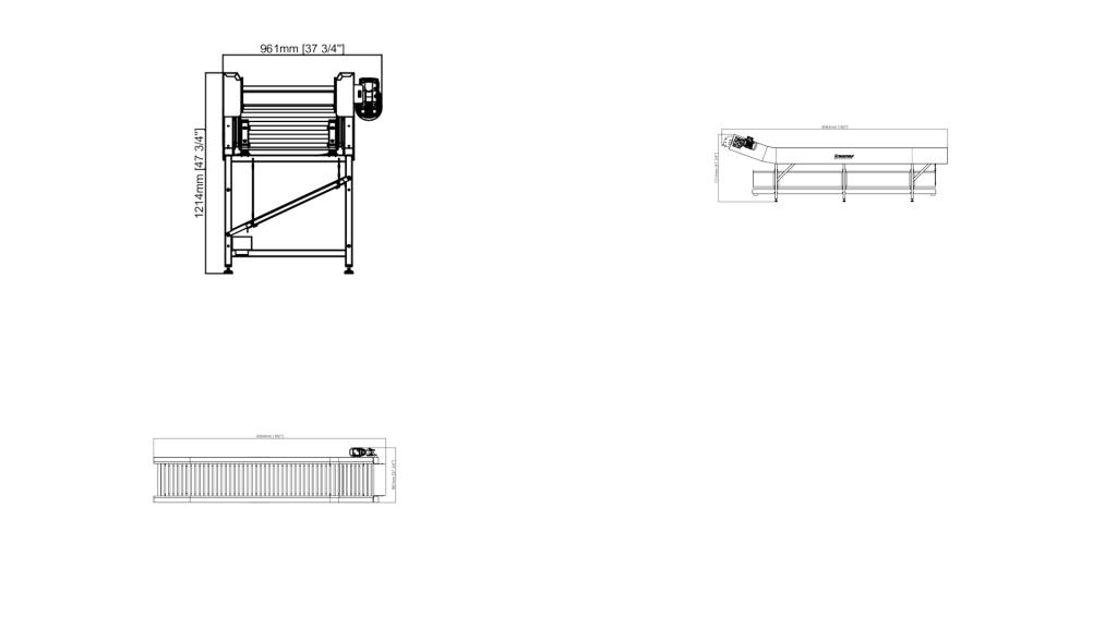 Roller Sorting Conveyor
