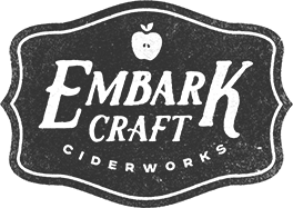 embark cider logo