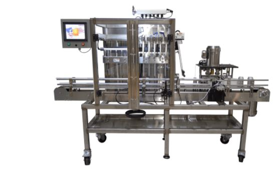 Can Filler and Seamer from Inline Packaging