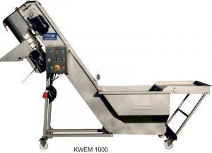 KWEM 1000 Washer-Elevator-Grinder