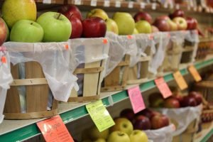 apples at kauffmans